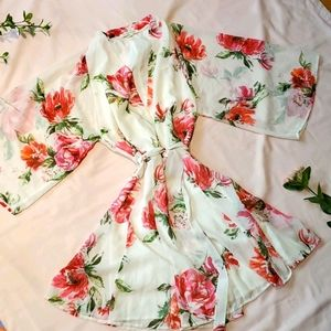 Yumi kim bell sleeve mini dress [819]